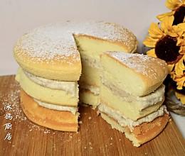 夹心芋头奶油蛋糕的做法