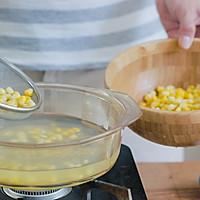 粒粒玉米饼的做法图解4
