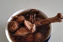 茶树菇无花果煲鸡汤(高压锅版)的做法
