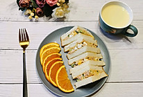 金枪鱼沙拉三明治的做法