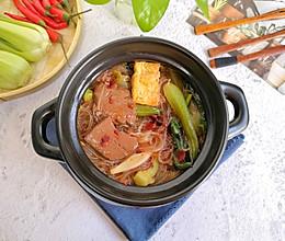 暖身又暖胃的【鸭血粉丝汤】,初冬你值得拥有!的做法
