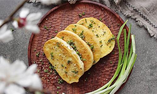 椒盐黄金煎馍片的做法