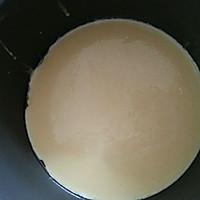 手打蛋清小窍门 不用低粉打蛋器的电饭煲蛋糕 电饭锅蛋糕的做法图解5