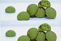 抹茶控❗️抹茶黑巧杏仁酥的做法