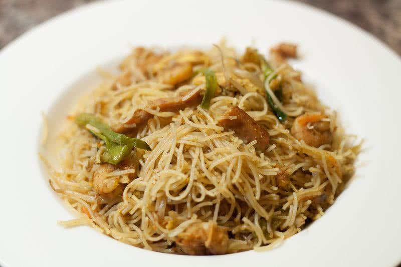曼步厨房 - 星州炒米粉