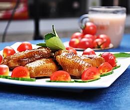 电饼铛版奥尔良烤鸡翅的做法