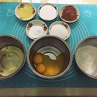 栗子奶油蛋糕,附内容超详细的戚风蛋糕底做法的做法图解2