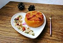菠萝翻转蛋糕的做法