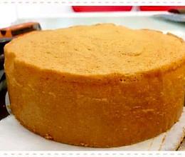 蛋糕坯家庭版的做法