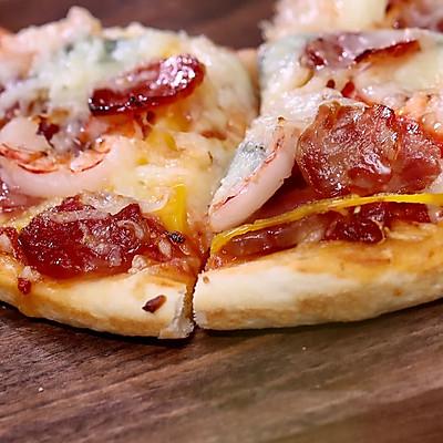 家常披萨:新手必学,包教包会!