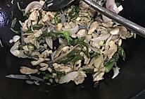 洋葱青椒炒肉丝的做法