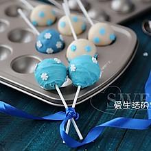 棒棒糖蛋糕#樱花味道#