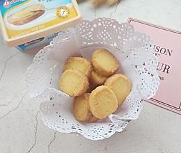 粗糖饼干#安佳黑科技易涂抹软黄油#的做法