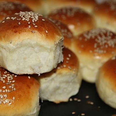 酸奶小面包(无油版)