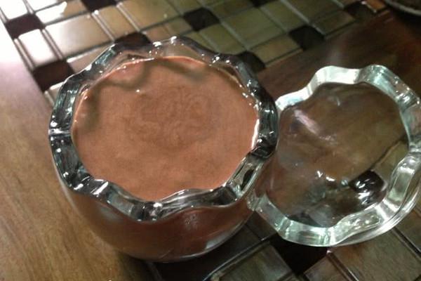 巧克力慕斯的做法