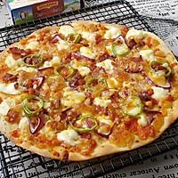 迷你披萨  #百吉福芝士力量#的做法图解21