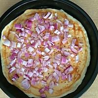 6寸培根披萨的做法图解8