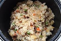 电饭煲版—豌豆猪肉焖饭的做法