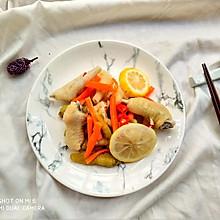 柠檬泡椒凤爪#KitchenAid的美食故事#