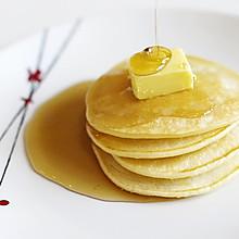 美式松饼/煎薄饼 #早餐系列#