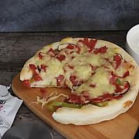 披萨(一次发酵)的做法图解13