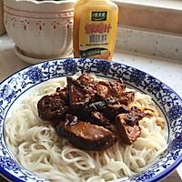 香菇鸡丁面#太太乐鲜鸡汁中式#的做法图解14