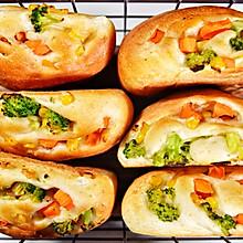 【田园芙卡加】低卡低脂面包
