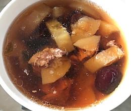 排骨木瓜汤的做法