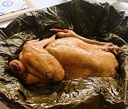 超级嫩滑入味的荷叶鸡的做法