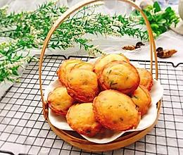#精品菜谱挑战赛#福建传统路边摊--油炸饼的做法