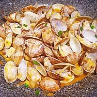 辣炒花蛤的做法图解10