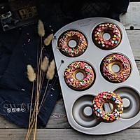 巧克力甜甜圈的做法图解13
