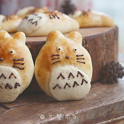龙猫菠萝包