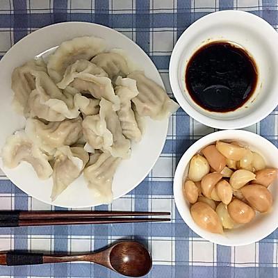 胡萝卜羊肉水饺