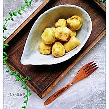 锡纸咖喱烤丸子#麦子厨房#美食锅