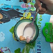 冰镇奶香芋圆