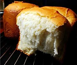 面包机:简易白面包的做法