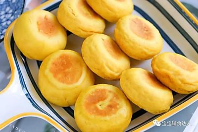 胡萝卜苹果软饼【宝宝辅食】