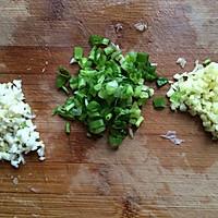 香菇焖面的做法图解3