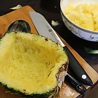 菠萝饭的做法图解2