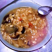 养生粥……桂圆红枣燕麦粥