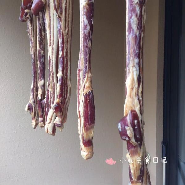 简单又美味的广式腊肉制作方法的做法