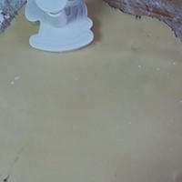 黄油卡通曲奇饼干的做法图解6