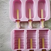 不打蛋没冰渣的酸奶水果冰激淋的做法图解2