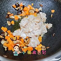 12个月以上辅食鸡胸肉杂蔬丁套餐的做法图解7