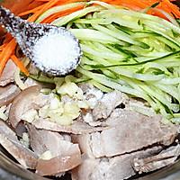 凉拌辣子肉片的做法图解7