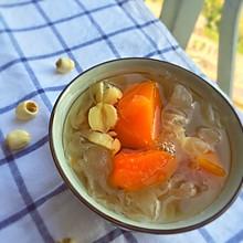 养生壶版-木瓜银耳甜汤