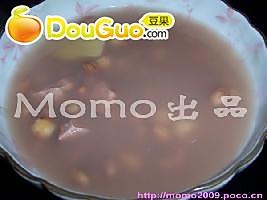 鲜莲子花生汤的做法
