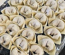 香菇大虾肉馄饨的做法