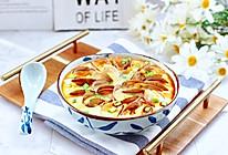 #餐桌上的春日限定#飞蛤豆腐鸡蛋羹的做法